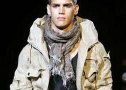 Военный стиль вернулся в моду