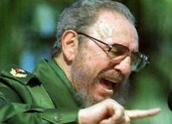 Фидель Кастро поддержал голодающего президента Боливии