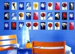 Как украсить интерьер картинами