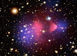 Астрономы обнаружили ослабление темной энергии