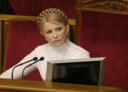 Тимошенко обещает запустить спутник в 2011 году