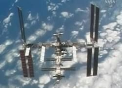 В американском сегменте МКС появился российский туалет