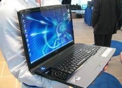 Acer представила три стильных ноутбука