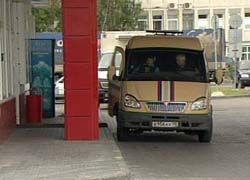 У новороссийских инкассаторов похитили 10 млн рублей