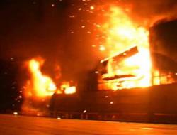 23 человека погибли на пожаре в Индии
