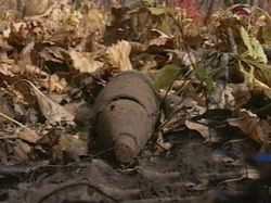 В Курске обезврежены снаряды времен ВОВ