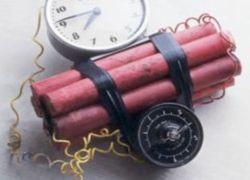 В иркутском общежитии найдено 2 кг взрывчатки