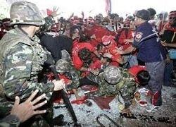 В Таиланде введено чрезвычайное положение