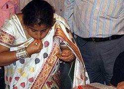 Жительница Индии - рекордсменка поедания острого перца