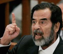 В Ираке создают музей Саддама Хусейна