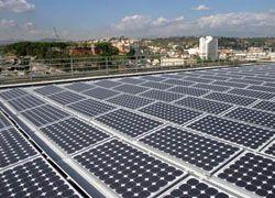 Солнечная энергия полностью обеспечит город в США