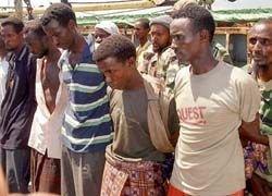 Сомалийских пиратов приговорили к 20 годам тюрьмы