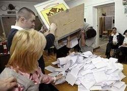Конституционный суд Молдавии поручил пересчитать голоса