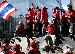 Оппозиционеры угрожают взорвать жилой район Бангкока