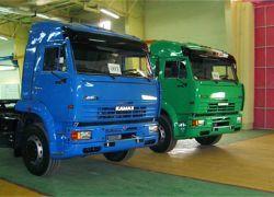 КамАЗ попросил 10 млрд рублей на разработку грузовика