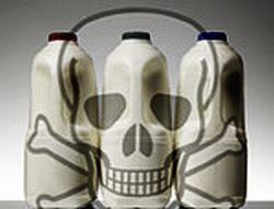 Российское молоко смертельно опасно