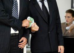 Работник Генпрокуратуры поймался на взятке в $50000