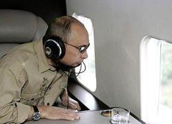 Путин выделит авиакомпаниям пять миллиардов рублей