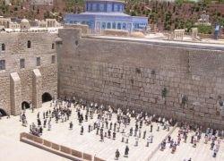 Стену плача в Иерусалиме будут спасать специалисты