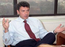 Немцов: Олимпиада в Сочи - гигантская воровская афера