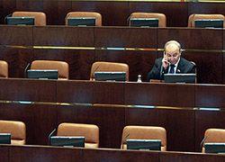 Российским сенаторам в 40 раз урезали число телеграмм