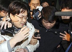 Южнокорейского блоггера посадят за информацию о властях