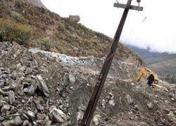 Грязевой оползень унес жизни 12 человек в Перу
