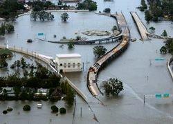Северным районам США снова грозит наводнение