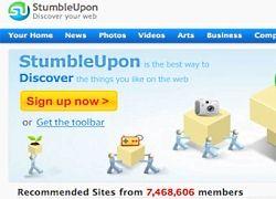 Ebay продает сайт StumbleUpon обратно его создателям