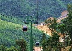 Открыта самая длинная в мире подвесная канатная дорога