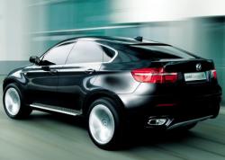 Столицы России сравнялись по количеству угнанных BMW X6