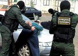 В Москве задержали банду преступников-наркополицейских