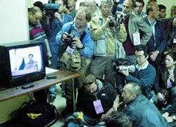 В России - очередной всплеск информационных войн