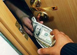 Причину возникновения коррупции можно устранить?