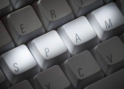 Россия заняла второе место в мире по количеству спама