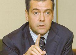 Медведев озаботился показателями безработицы