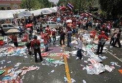 Туристам, отказавшимся от Таиланда, деньги не вернут