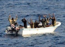 Пираты не смогли захватить американское судно