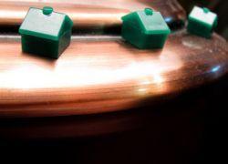 Квартиры, заложенные под ипотеку, продают на аукционах