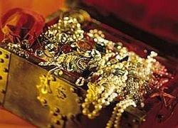 Полтонны золота украдены из мастерской в Италии