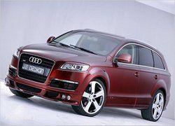 Audi показала обновленный Q7