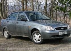 Lada Priora стала лидером российских продаж