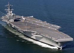 США достроили серию самых больших авианосцев в мире