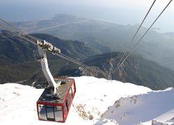 В Турции выпал апрельский снег