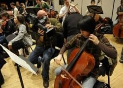 Оркестр YouTube выступил в Карнеги-холле в Нью-Йорке