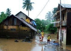 Около Суматры произошло сильное землетрясение
