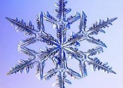 Ученые открыли новую кристаллическую структуру льда
