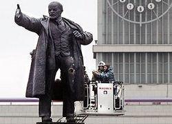 Попы одобрили взорвавших памятник Ленину