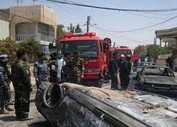 При взрыве в Ираке погибли 11 полицейских