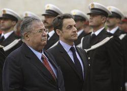 Ирак попросил Францию помочь снять санкции ООН